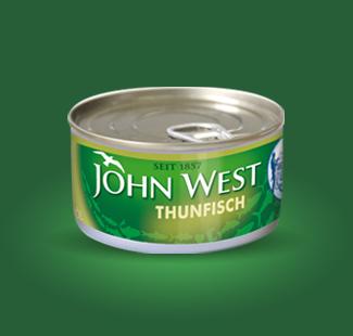 mit der Angel gefangenen Thunfisch in Olivenöl probieren