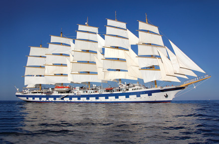 Luxus Segel-Kreuzfahrt für 4 Personen